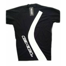Camiseta Exel Essential Negra