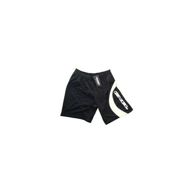 Exel shorts esential black/whitte