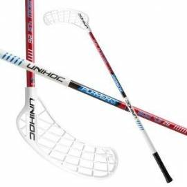 Unihoc Floorball Stick Bow 4.5 Flex 2.6 Round