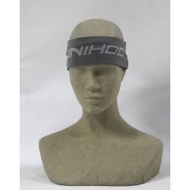 headband unihoc panaband grey floorball