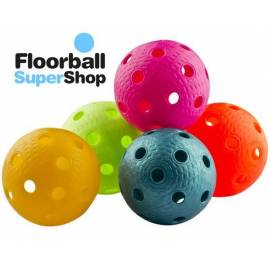 Bolas floorball rotor colores
