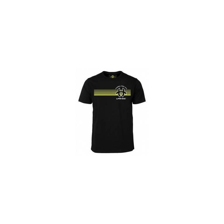 Unihoc t-shirt Topper Black floorball