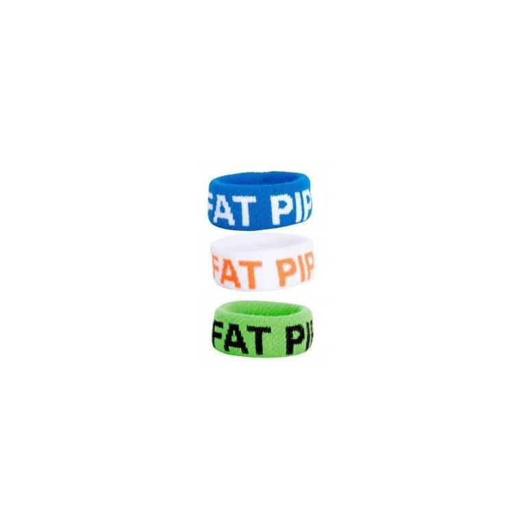 Pack Wristband FatPipe - 3x BUBBLE Elegant