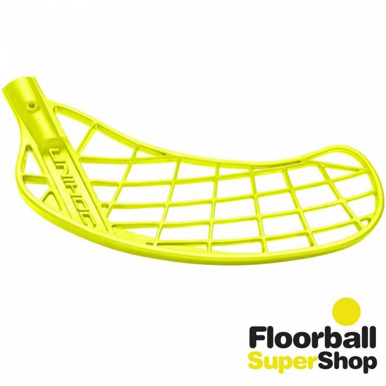 Pala Unihoc Player SQL Amarilla Neon Media
