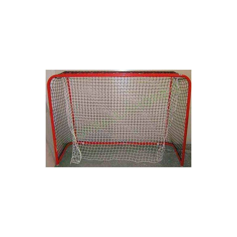 IFF white hanging net for floorball goal