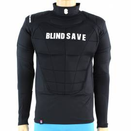 Protection vest with rebound control (LS)