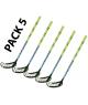 Pack 5 stick iniciación 85cm
