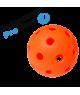 Pack of 20 Balls Unihoc Dynamic orange IFF