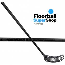 Fat Pipe All Black 31 Bone Oval