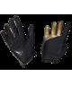 Fat pipe goalkeeper gloves Golden